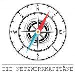 Impressum - Die Netzwerkkaptiäne OG - Logo mit Kompass