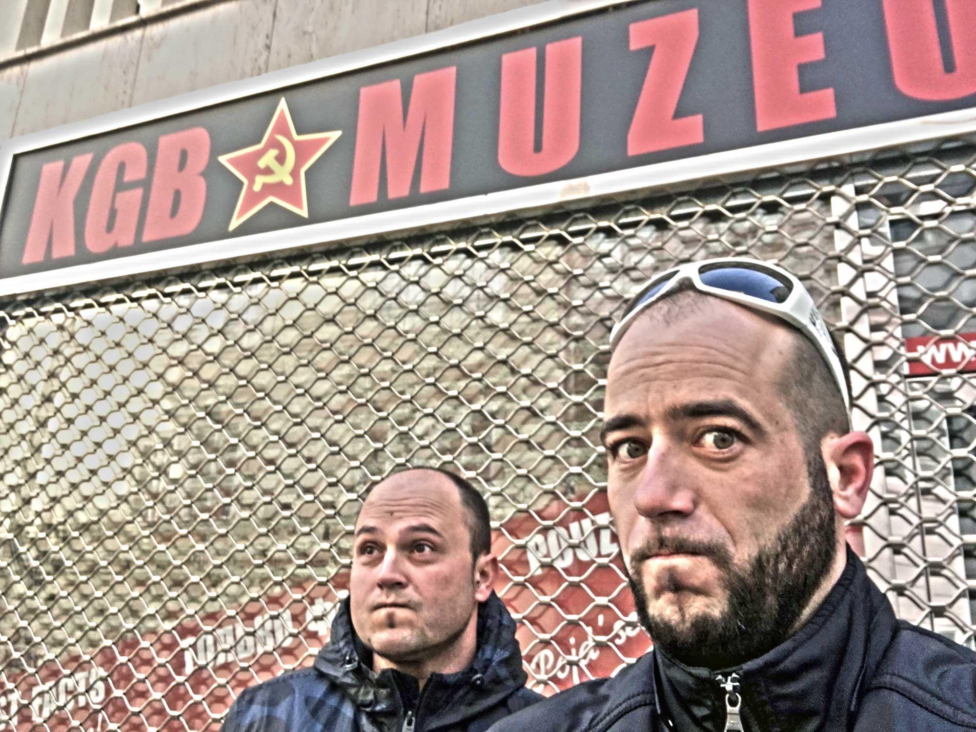 Impressum Dominik & Jürgen
