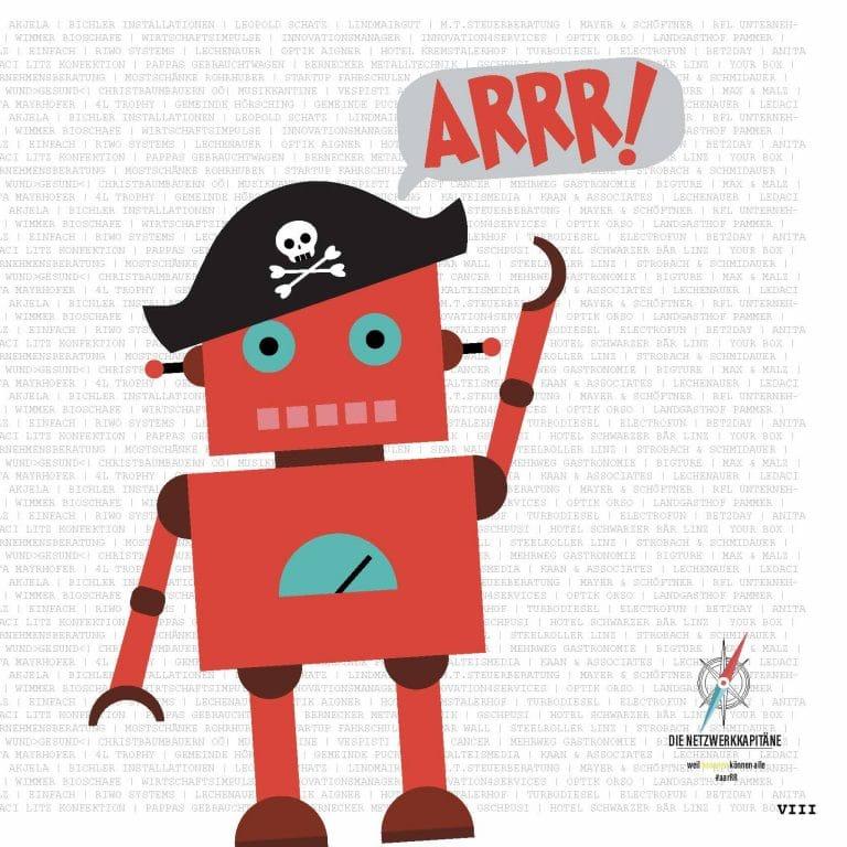 Handout - die Netzwerkkapitäne - Piratenroboter