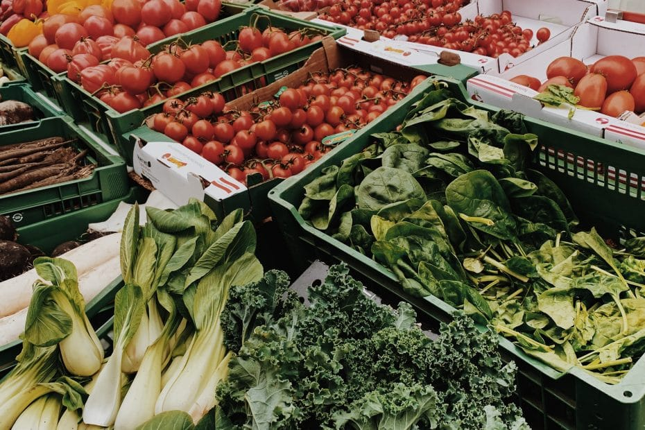 Gemüse Markt - Liste Regionaler Vermarkter