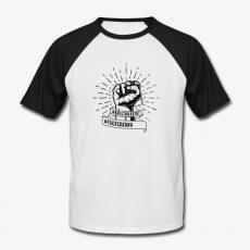 Fck_Corona_Bsbll_Shirt_Männer