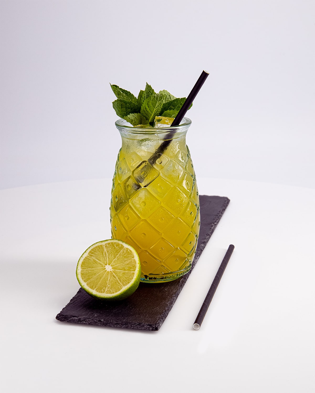 Gelber Cocktail - bigture - Die Netzwerkkapitäne