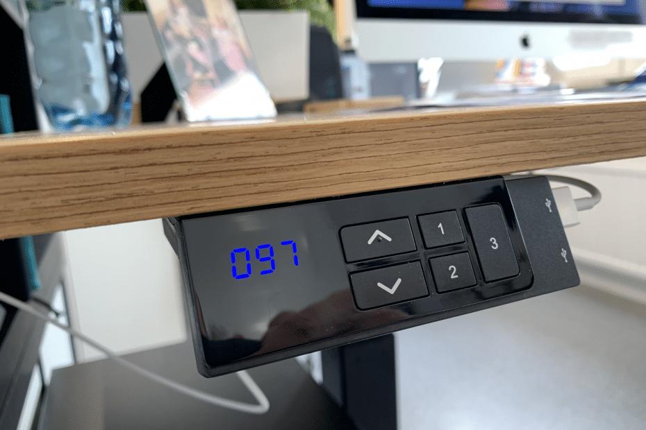 Schreibtisch Hochgestellt